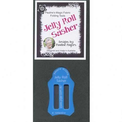 Jelly Roll Sasher Tool By Pauline Rogers